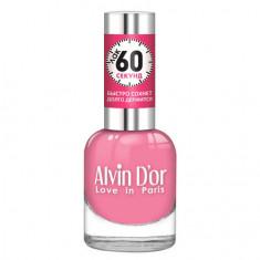 Alvin D'or, Лак «60 секунд» №12