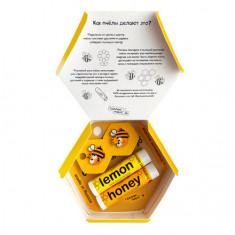 Сделанопчелой, Набор «Пчелы любят тебя», Lemon & Honey