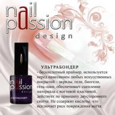 Nail Passion, Праймер «Ультрабондер», 10 мл