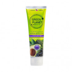 Green Planet, Крем для рук «Масло авокадо и смородиновых косточек», 90 мл