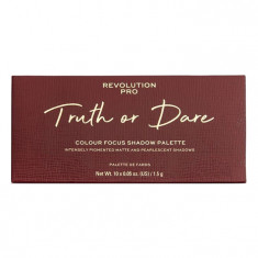 REVOLUTION PRO Палетка теней для век / Truth or Dare
