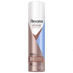 Rexona Clinical Protection Антиперспирант аэрозоль женский Защита и Свежесть 150мл