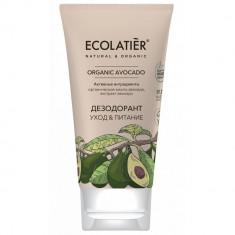 Ecolatier GREEN Дезодорант Питание и уход Авокадо 40мл
