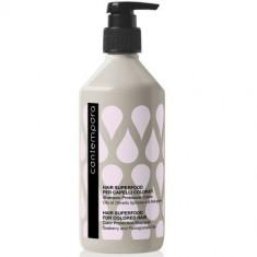 Barex Шампунь для сохранения цвета с маслом облепихи и маслом граната 500мл