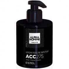 Estel Alpha Homme Pro Крем охлаждающий после бритья 275 мл