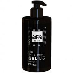 Estel Alpha Homme Pro Гель для бритья 435 мл