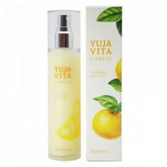 успокаивающая цитрусовая эмульсия deoproce yuja vita care 10 soothing emulsion