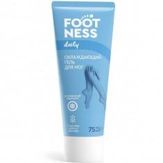 Footness охлаждающий гель для ног 75мл