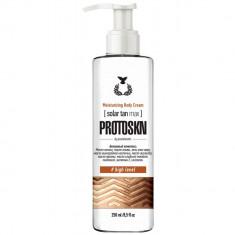 Protokeratin Молочко увлажняющее с эффектом загара 3% 250мл