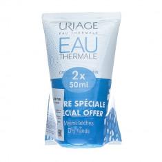 Uriage О'Термаль крем для рук увлажняющий 50млх2шт дуопак