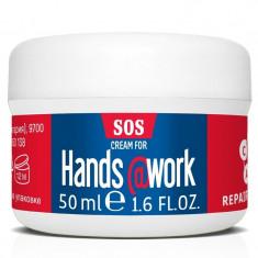 Hands@Work sos крем глицериновый регенерирующий для рук 50мл