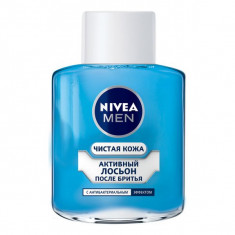 Nivea Men для мужчин Лосьон после бритья Чистая кожа 100мл