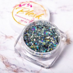 Blesk, Дизайн для ногтей «Алмазная россыпь» №06