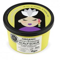 Планета органика Hair Super Food Скраб для кожи головы Супер очищение 250мл Planeta Organica