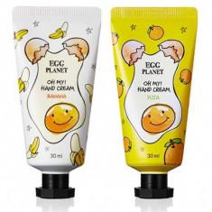 крем для рук с экстрактом желтка daeng gi meo ri egg planet oh my hand cream