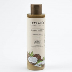 Ecolatier Масло для душа Питание и Восстановление Кокос 250мл