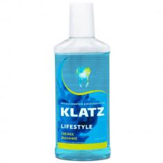 Klatz Ополаскиватель для полости рта Lifestyle Свежее дыхание 250мл