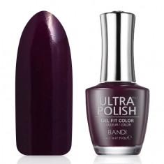 BANDI, Лак Ultra Fit Color №303, «Пурпурная слива»