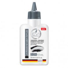 EVI professional, Окисляющая эмульсия для бровей 3%, 70 мл