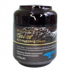 увлажняющий крем для лица dr.cellio  g90 solution caviar rich hydrating cream