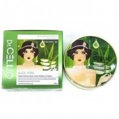 мультиактивный крем для лица с алоэ-вера dr.cellio  multi active aloe vera watery cream