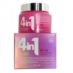 крем для лица с керамидами dr.cellio  g50 4 in 1 teunteun ceramide cream
