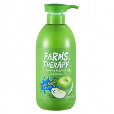 гель для душа с экстрактом зеленого яблока daeng gi meo ri farms therapy sparkling body wash green apple